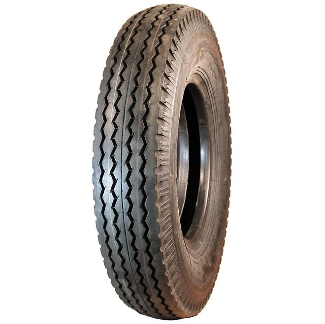 7.50-20 Power King Super Highway HD Rib Truck Tire 10 Ply