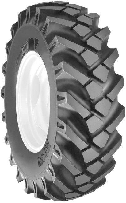 12.5-20 BKT MP-567 Compact Tractor Lug Tire 12 Ply