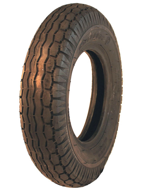 4.80-8 Firestone Turf Guide  Front Tractor Tire 4 ply
