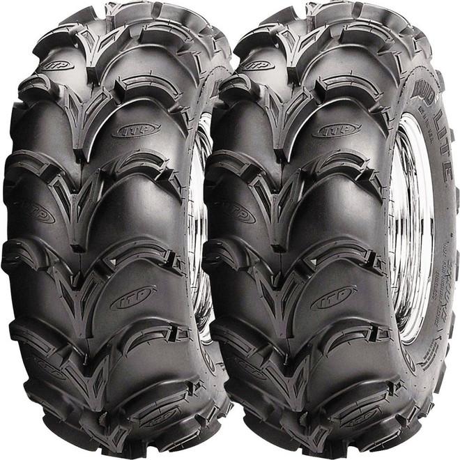 28x10-12  ITP Mud Lite AT (2 Tires)