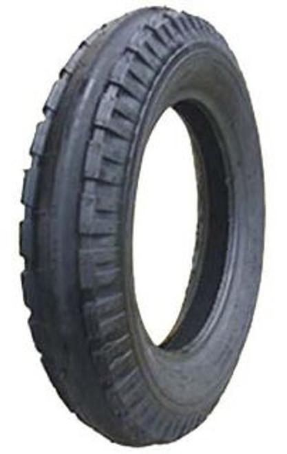 6.50-20 Firestone Original 3-Rib Front Tractor Tire 6 Ply