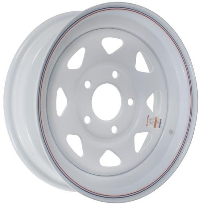 "15x6  5-Hole 4.5"" Bolt Circle Trailer Wheel"
