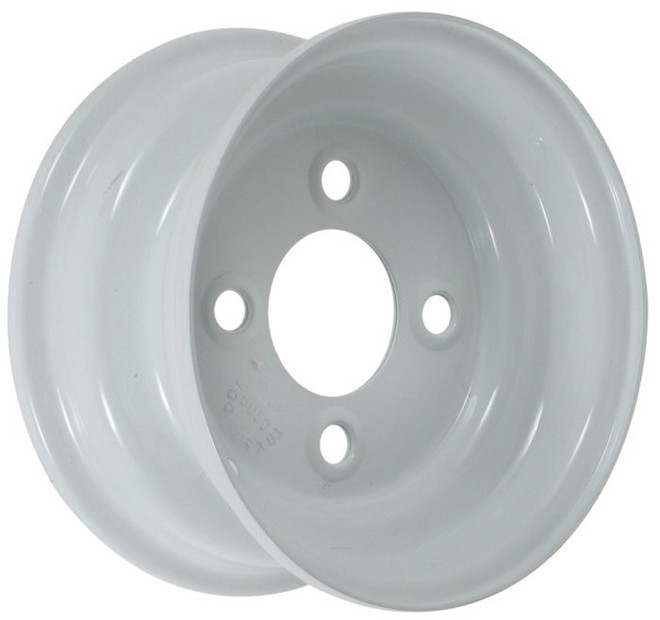 8x3.75  4-Hole Trailer Wheel