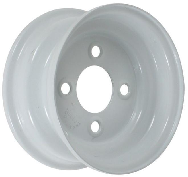 8x5-3/8  4-Hole Trailer Wheel