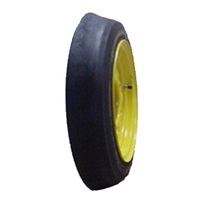 3.50-12 Firestone Plow Tire 4 ply