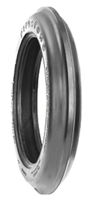 4-19 Firestone Original 1-Rib  Front Tractor Tire 4 Ply