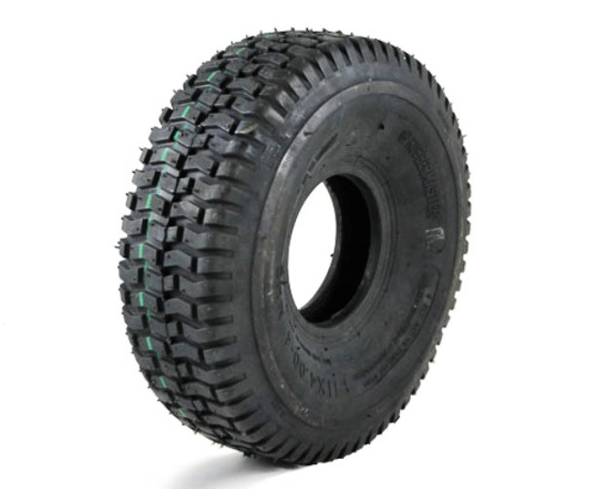 11x4.00-4 Rubber Master Turf