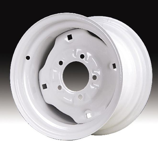 """12x 7-5 Hole Wheel 6"""" Backside"""