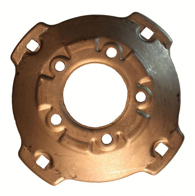"12"" Rim Center Disc 5 hole Convex"