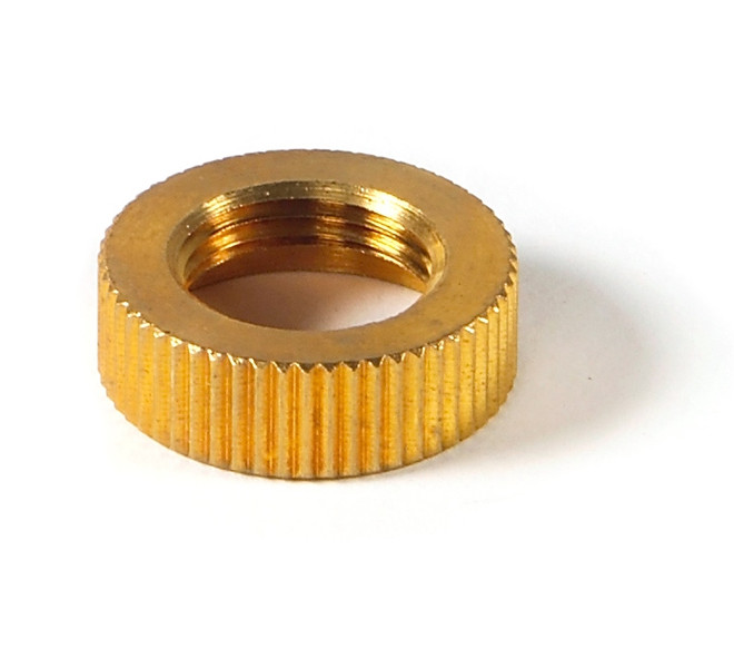 Brass Nut for Rear Tractor Tube