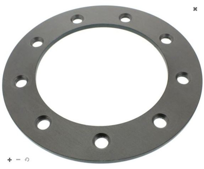 9-Hole Wheel Reinforcing Ring