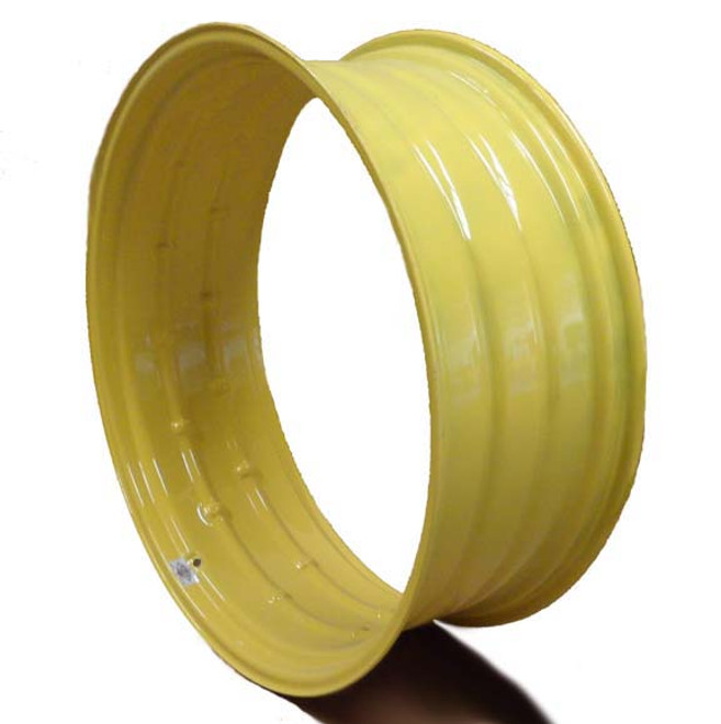 38x10 Double Bevel Rim Yellow