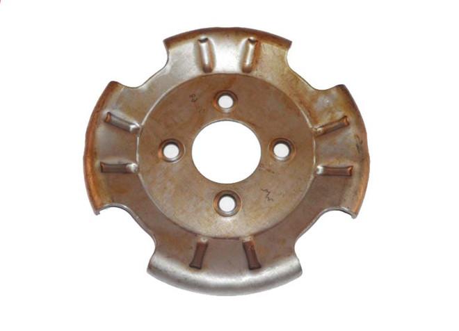 """12"""" Rim Center Disc 4 hole Concave"""