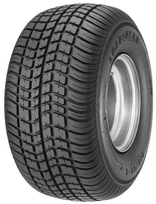 205/65-10 Kenda C (6 ply) Trailer Tire on 5 Hole Imp. Wheel  20.5x8.0-10