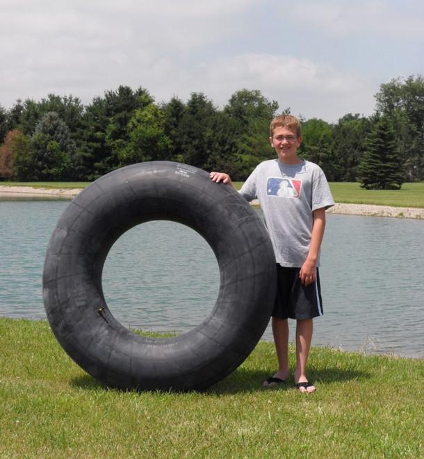 "50"" Large Swim Tube 13.6-26 TR-218"
