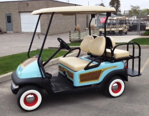 18x8 50-8 Coker Classic Golf Cart 2 1/2 Inch Whitewall