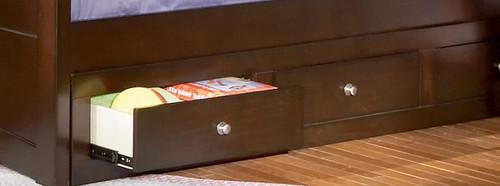 Jasper Twin underbed Storage