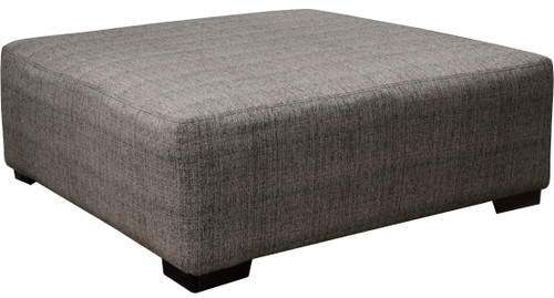 Ava Sectional Cocktail Ottoman - Pepper