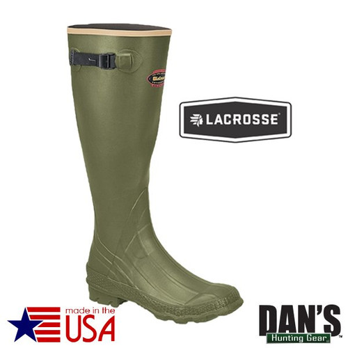 Non-Insulated LaCrossse Burly Boots( Grange) | Circle G hunting Store