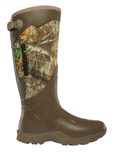 LaCrosse Alpha Agility Boot w/ Snake Protector Froglegs (753-663)   Circle G Hunting store Dan's Hunting Gear