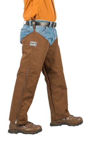 Brush Buster Chaps, unlined