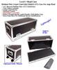 Level 1 - LiteFlite Series ATA Case 'Carpet Lined' Recessed Hdwe
