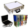 Briefcases ATA Style - Standard Size - Carpet Lined - Colors!