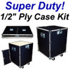 "22"" Cube Cable Trunk - Super Duty 1/2"" Ply Case Kit"