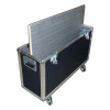 """Plasma 2 In 1 Generic Size 27"""" Wide ATA Case fits MANY TVs 24""""- 30"""""""