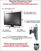"""Plasma 2 In 1 Generic Size 55"""" Wide ATA Case fits the majority of TVs 48""""- 60"""""""