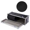 "Diamond Plate Laminate 1/4"" Medium Duty ATA Powered Mixer Case"
