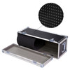 "Diamond Plate Laminate 1/4"" Med Duty ATA Case for Powered Mixer"