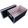 "Trunk w/Shoe Box Lid 3/8"" Ply ECONOMICAL! ID 32""x18""x18"" High"