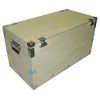 "Heavy Duty Crate Style Supply Trunk Inside Dimensions 30-3/4"" x 14-3/4"" x 15-3/4"""