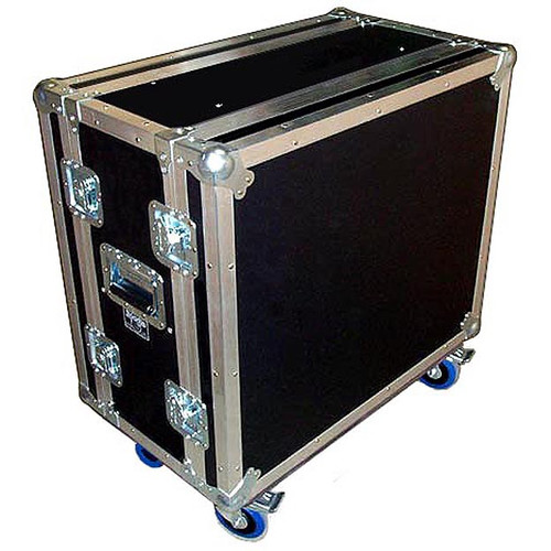 "Rack/Head Combo 3/8"" ATA Case CUSTOM For ANY HEAD - Non Shock"