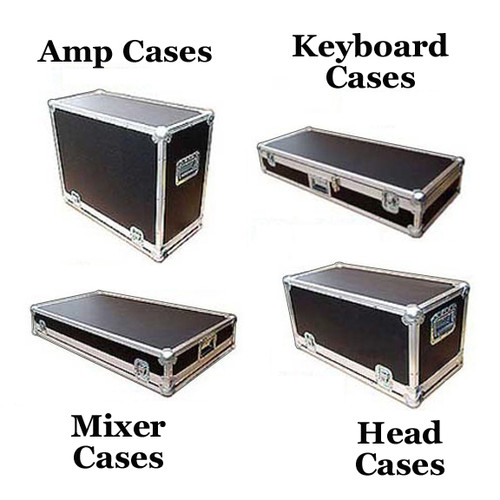 Level 2 - Roadie Jr Series ATA Case with All Recessed Hardware
