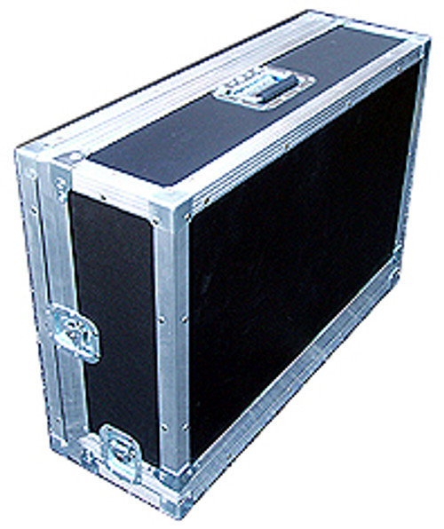 Professional 2 LID ATA CASE for EFFECTS PEDALS - 3/8""
