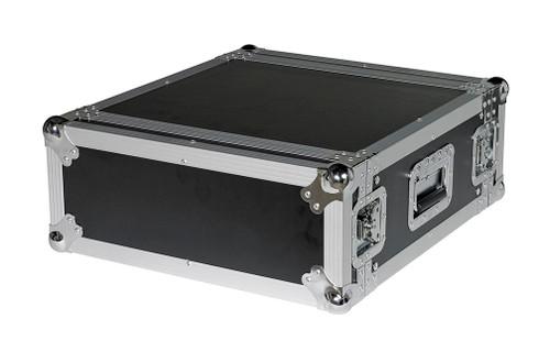 "4 Space 4u 18"" Deep Heavy Duty 3/8"" ATA Amp Rack Case - CLOSEOUT!"