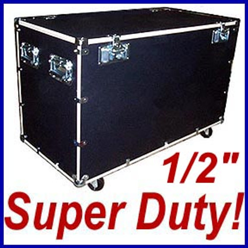 "2 In 1 Speaker Cabinet Trunks - Super Duty 1/2"" Ply Case Kits"