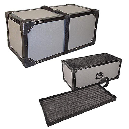 """Amp Head """"TuffBox"""" Light Duty Road Cases - Choose From 4 Generic Sizes"""