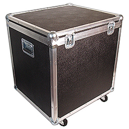 "Equipment & Supply Trunk w/Wheels - ID 25"" x 22"" x 25"" H"