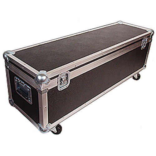 "Equipment & Supply Trunk w/Wheels - ID 42"" x 12"" x 12"" H"