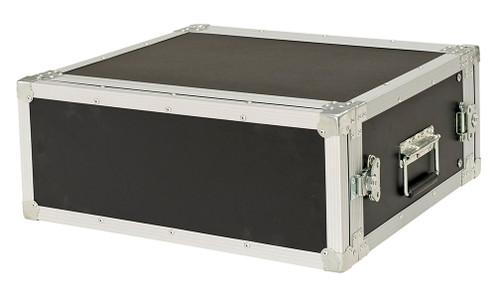 "4 Space 4u 16"" Deep 1/4"" Ply ATA Amp Rack Case - CLOSEOUT!"