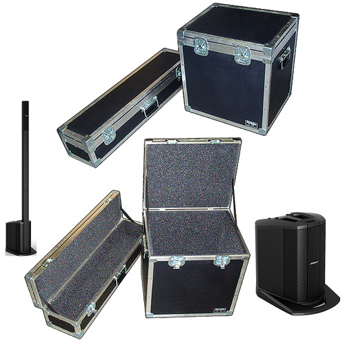 ATA Case Set (2 Cases) For BOSE L1 COMPACT SYSTEM