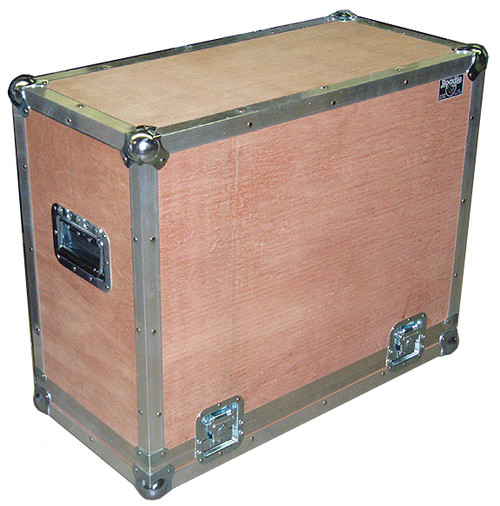 "Amp Case 1/4"" ATA w/Bare Wood Exterior - Paint it! Stain It! Design It Youself!"