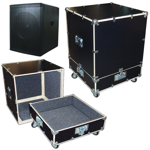 Subwoofer Speaker Super Duty Case Kits Fit JBL, EV, QSC, EAW, More!