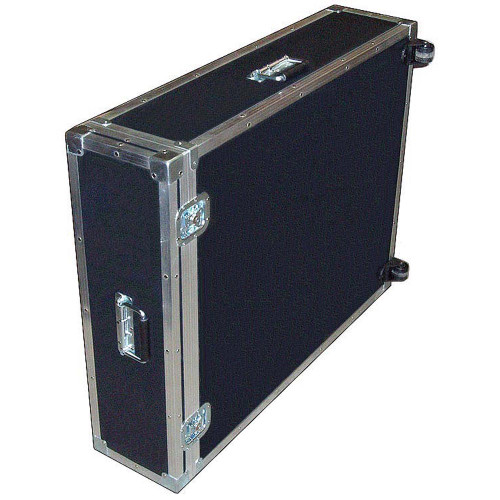 "Artwork & Sign 1/4"" Ply ATA Road Case w/Wheels - ID 30"" x 24"" x 8"""
