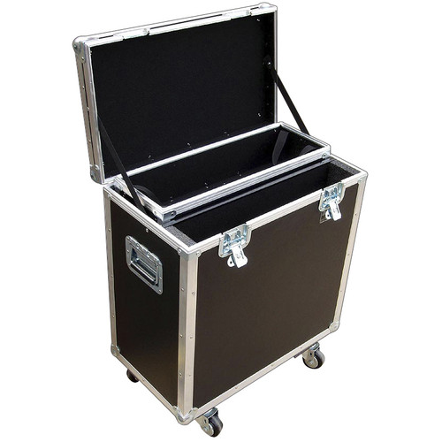 "Trap Case for Drum Equipment - 1/4"" Medium Duty ATA - Small Size"