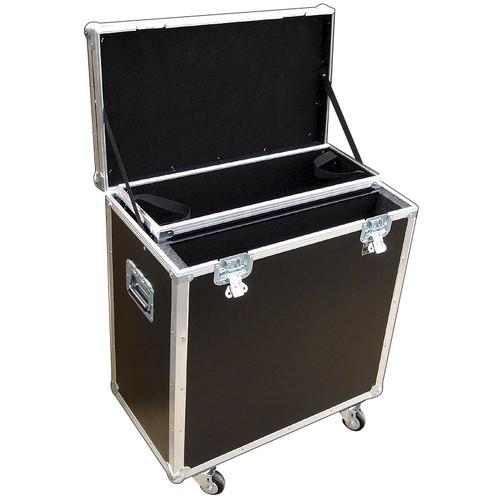"Trap Case for Drum Equipment - 1/4"" Medium Duty ATA - Large Size"