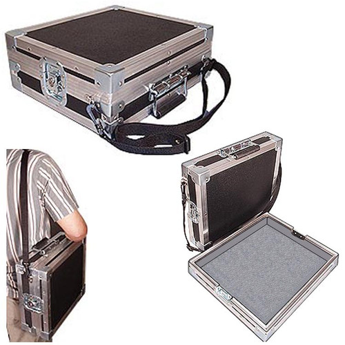 """Small Size Projector """"SHOULDER"""" 1/4"""" ATA Cases - 6 Sizes!"""